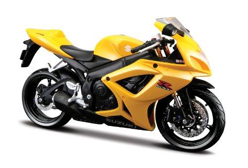 maisto-531152-model-motorbike-suzuki-gsx-r-600-06-112-assorted-colours-yellow
