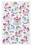 Hobbyfun HOBBY-Design Sticker Einhorn, 21 x 14 cm