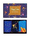 Happy Socks Damen Socken Mix Gift Box, 4er Pack