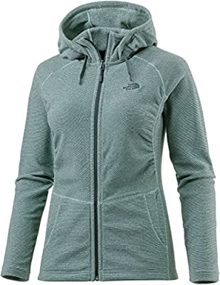 The North Face Damen W Mezzaluna Full Zip Hoodie Pullover-Jacke