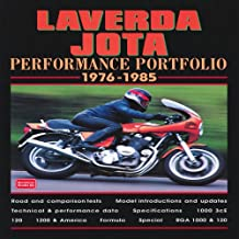 Laverda Jota Performance Portfolio 1976-85 (Performance Portfolio Series)