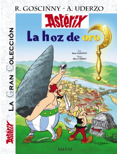 Asterix la hoz de oro/Asterix and the Golden Sickle: La Gran Coleccion/the Great Collection