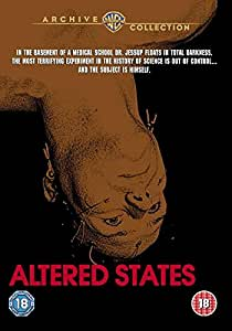 Altered States [DVD] [1980]