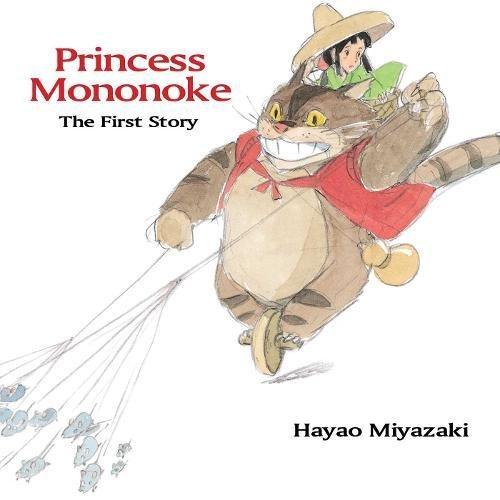 Princess Mononoke. The First Story