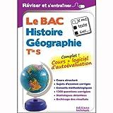 Je me teste sur... Le BAC Histoire-Géographie Terminale S (avec logiciel d'autoévaluation)