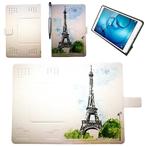 Hülle Für Huawei Mediapad X1 7.0 Hülle Ständer Tablette Schutzhülle TT