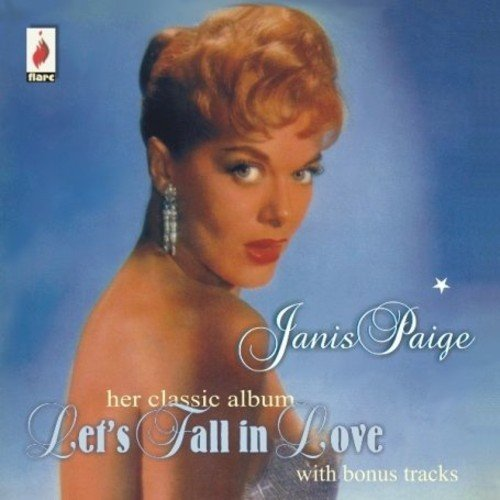 Let's Fall In Love - Her Classic Album - With Bonus Tracks by Janis Paige (2008-11-18) - Classic 2g Fällen