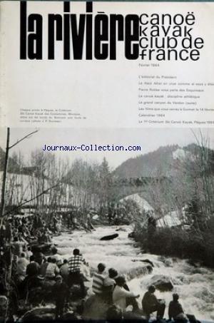 RIVIERE (LA) du 01/02/1964