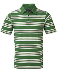 Craghoppers Mens Creston Short-Sleeved Lightweight Pique Polo Shirt