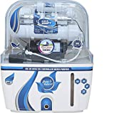 DEAL AQUAGRAND AQUA SWIFT BLUE RO+UF+UV+MINERAL+TDS CONTROLLER 10 Ltr ROUVUF Water Purifier 7 Stage