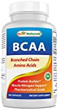 Best Amino Acids Supplements - Best Naturals BCAA Branch Chain Amino Acid, 3200mg Review