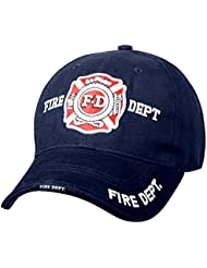 Rothco Deluxe Feuerwehr Low Profile Cap