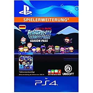 South Park: Die rektakuläre Zerreißprobe – Season Pass Edition | PS4 Download Code – deutsches Konto