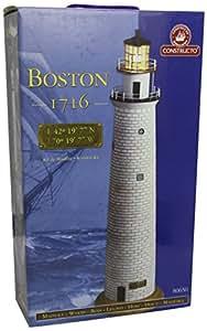 Constructo - 80650 - Construction et Maquette - Bateau - Boston - 1:66