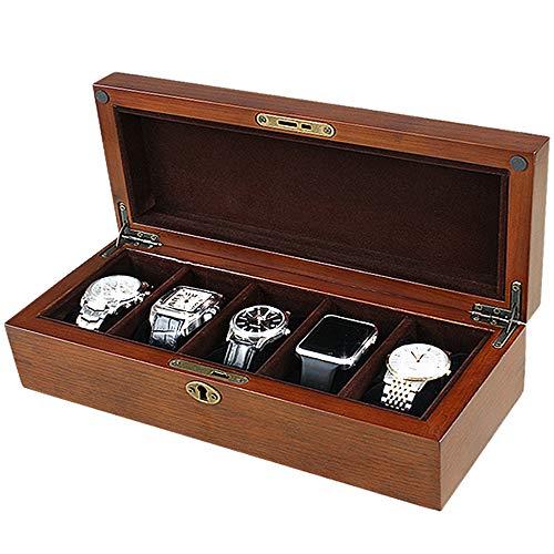 Ybzbx Square Jewelry Box Weiß Eiche Display Collection Box Massivholz Uhr Aufbewahrungsbox Geeignet Für Display Schmuck -