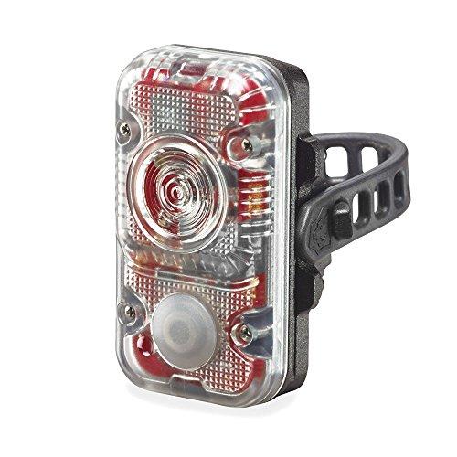 Lupine Rotlicht Rücklicht schwarz/weiß 2020 Fahrradbeleuchtung