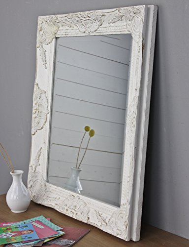 Espejo-blanco-envejecido-62-x-52-cm-madera-espejo-diseo-rstico