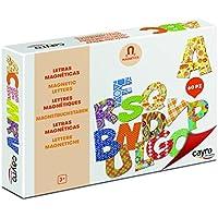 Cayro - Kids Letras magnéticas, 60 Piezas (874.0)