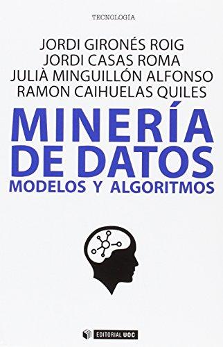 Minería de datos. Modelos y algoritmos (Manuales)