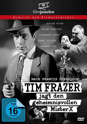 Bild von Tim Frazer jagt den geheimnisvollen Mr. X - nach Francis Durbridge (Filmjuwelen)