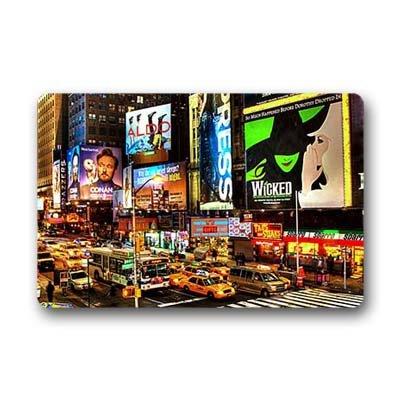 "Dalliy new york city Zerbino Personalizzato Doormat 18""x30"" about 46cmx76cm"