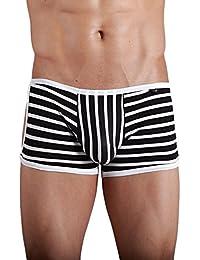 Xuba Black & White Stripes Boxer