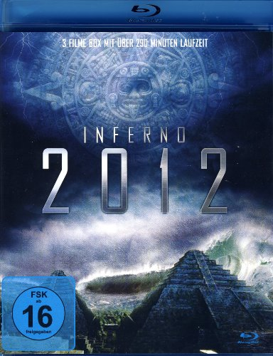 Inferno 2012 [Blu-ray]