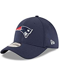 New Era 39Thirty Cap - COACH SIDELINE New England Patriots