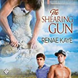 Front cover for the book The Shearing Gun by Renae Kaye