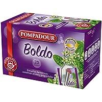 Pompadour Infusion Boldo - 20 bolsitas