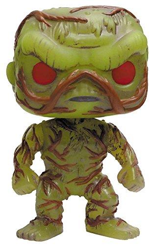 Pop DC Heroes Swamp Thing Glow in the Dark Vinyl Figure