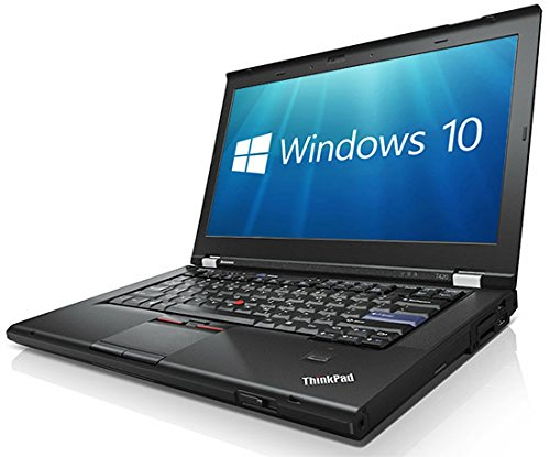 Lenovo-ThinkPad-T420-141-Core-i5-24GHz-8GB-320GB-WiFi-DVD-Windows-10-Professional-64-bit-Certified-Refurbished