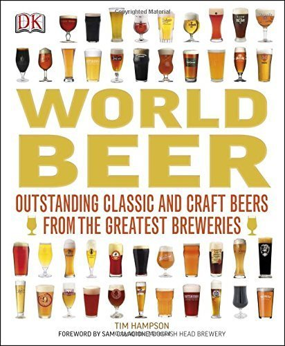 World Beer by Hampson, Tim (2013) Hardcover