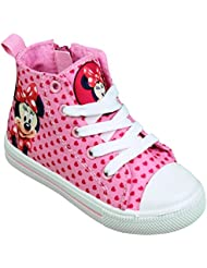 Minnie Mouse Basket montante Fille