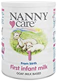 Nannycare Nanny Goat Milk Infant Nutrition 900 G