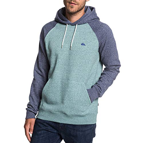 Quiksilver Everyday Pullover Hoody X Large Stormy Sea Heather