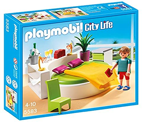 Grande Maison Playmobil - Playmobil - 5583 - Jeu De Construction
