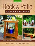 Dining Chair Designs Deck & Patio Furnishings: Seating, Dining, Wind & Sun Screens, Storage, Entertaining & More