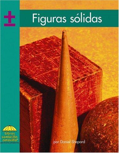 Figuras Solidas (Yellow Umbrella Books) por Daniel Shepard