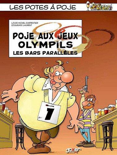 Les potes à Poje Les jeux Olympils