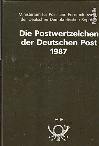 DDR 1987 JahreszusamHommes stellung (Timbres pour Les collectionneurs) | à à à Bas Prix  44534f