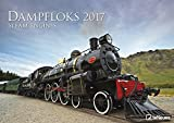 Dampfloks 2017 - Eisenbahnkalender, Lokomotivkalender, Broschürenkalender  -  29,7 x 42 cm