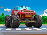 Lustiger Monster Truck