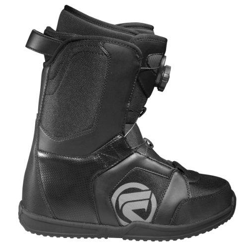 Snow board Boots Flow Vega-Boa Coiler 11/12, Black