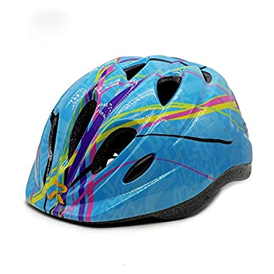Hoomysyer Kids/Childs/Childrens Cycle Helmet,Safety for Scooter Skateboard Suitable Boys/Girls Roller helmet from Hoomysyer