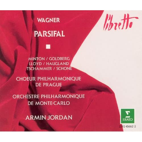 """Parsifal : Act 2 """"Vergeh, unseliges Weib!"""" [Parsifal, Kundry, Klingsor]"""