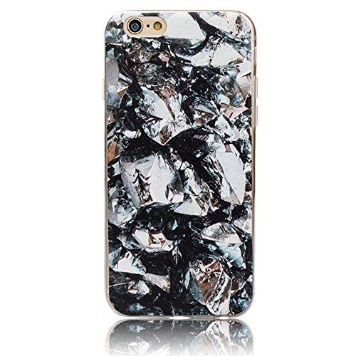 Case iPhone 6S TPU,Case Cover per iPhone 6 in TPU,Bonice iPhone 6S Marmo Case Cover iPhone 6/ 6S 4.7 inch - pattern 1 model 09