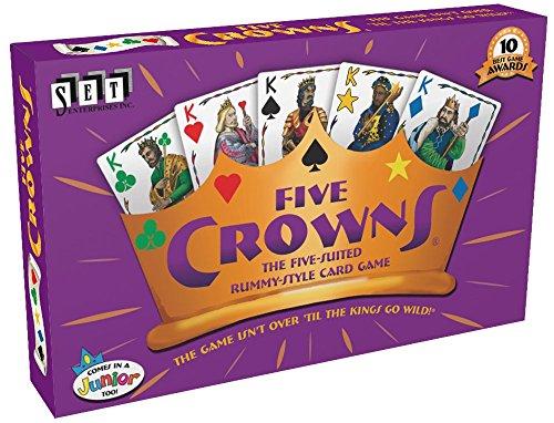 set-enterprises-juego-de-cartas-7-jugadores-fcr-importado