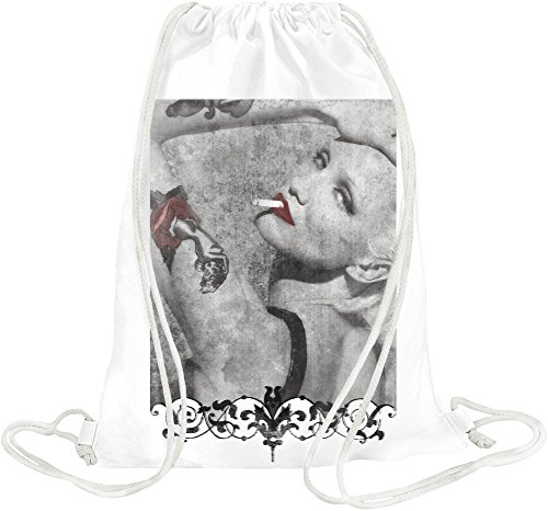 cameron-diaz-portrait-drawstring-bag