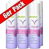 VIONELL - Intim Mild Deo - 6er Pack